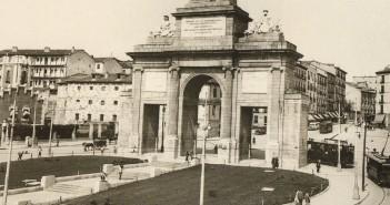 Puerta de Toledo 1934