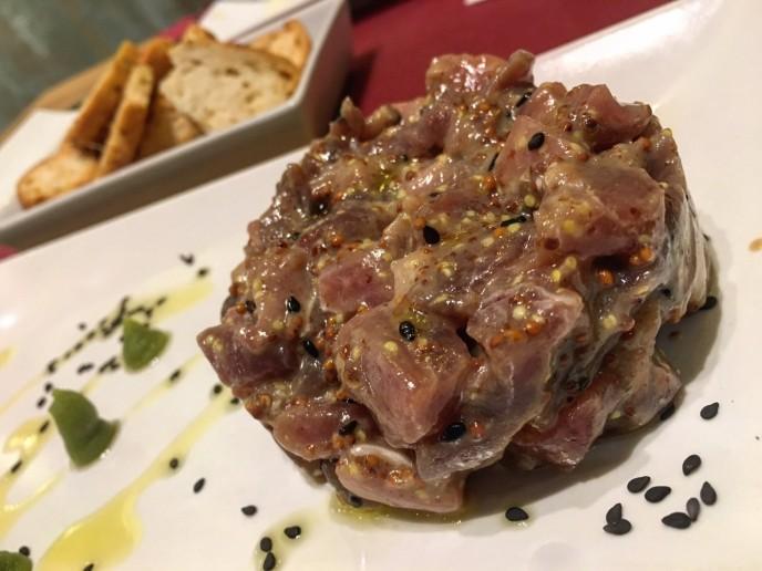Deliquio, comida gourmet en Madrid