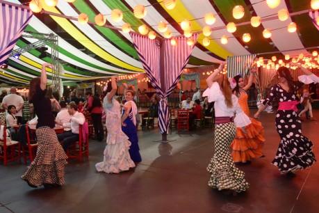 La Feria de Abril llega a Madrid