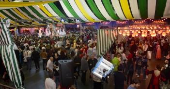 Feria de abril en Madrid