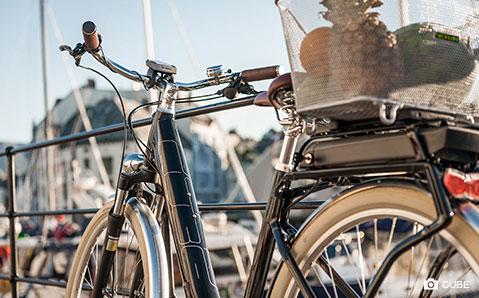 moverse por Madrid en bici