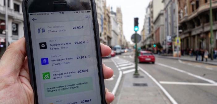 Chipi, la mejor forma de moverte por Madrid