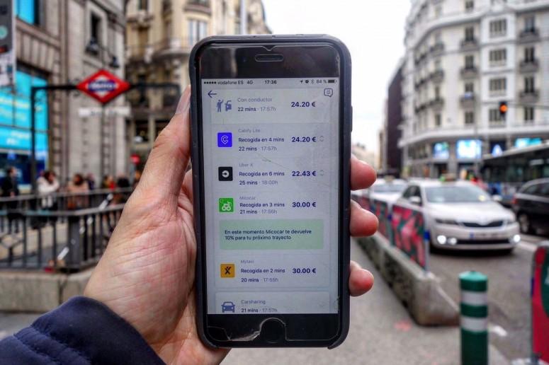 Chipi, la mejor forma de moverse en Madrid