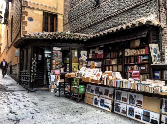 Libros y Madrid