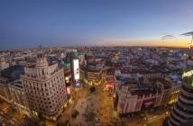 Madrid desde las alturas