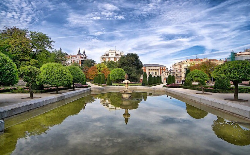 Parque del Retiro, foto de Antonello Dellanotte