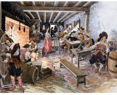 El origen del garrafón en Madrid