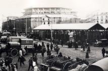 Mercado de la Cebada en 1929