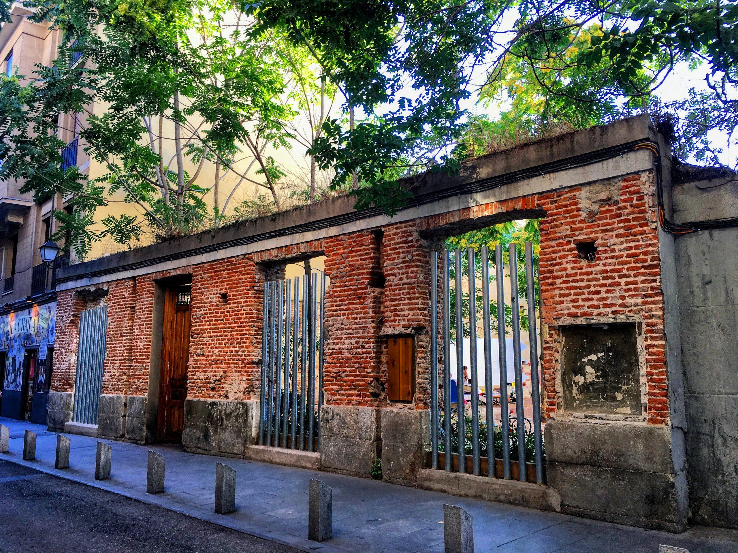 Parque el Almendro 3, Madrid