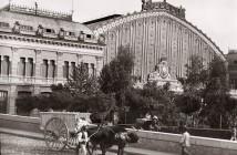 Estacion de Atocha, Ragel. 1925. Madrid