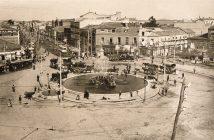 Cuatro Caminos en 1913, Madrid