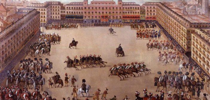 Cinco curiosidades de la Plaza Mayor de Madrid