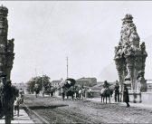 Fotos antiguas de Madrid: El Puente de Toledo (Siglo XIX)