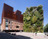 El Jardín vertical del CaixaForum