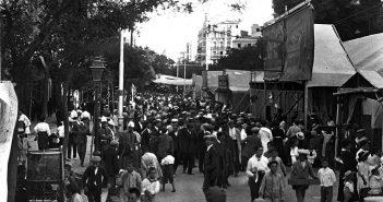 Verbena del Carmen, 1920. Madrid