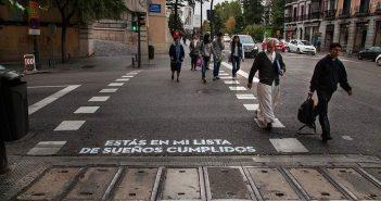 Versos al paso, Madrid