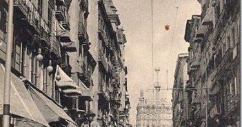 Calle Montera, Madrid