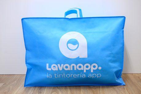 Lavanapp, lavanderia y tintorería en Madrid