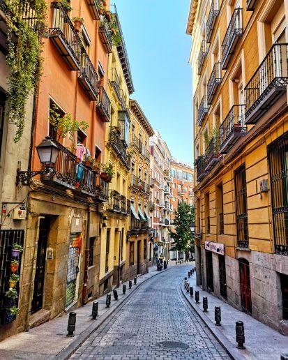 Colores de Madrid