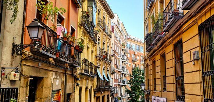 La postal de la semana: Los colores de Madrid