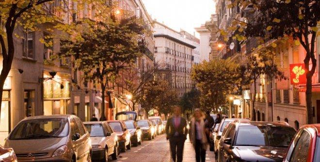 Ocio en el centro de Madrid