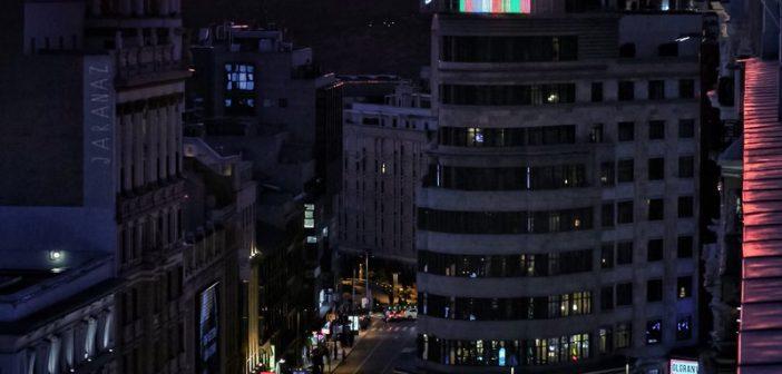 La postal de la semana de Madrid: el éxtasis de Gran Vía