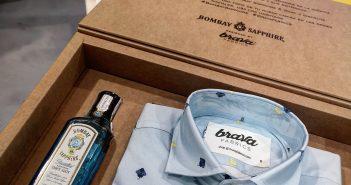 Bombay Sapphire y Brava Fabrics, una alianza con mucho estilo