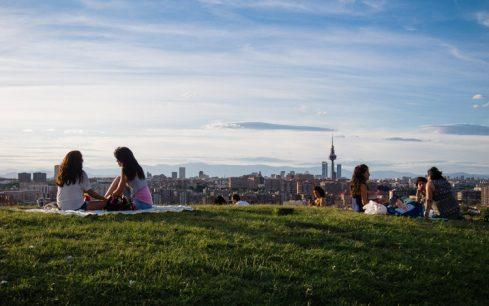 Ruta por los parques secretos de Madrid