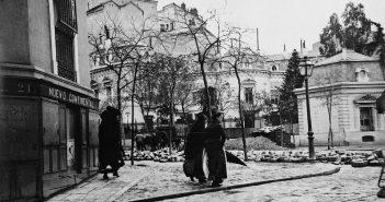 Calle Génova, 1900. Madrid