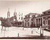 Fotos antiguas de Madrid: Museo del Prado (1864)