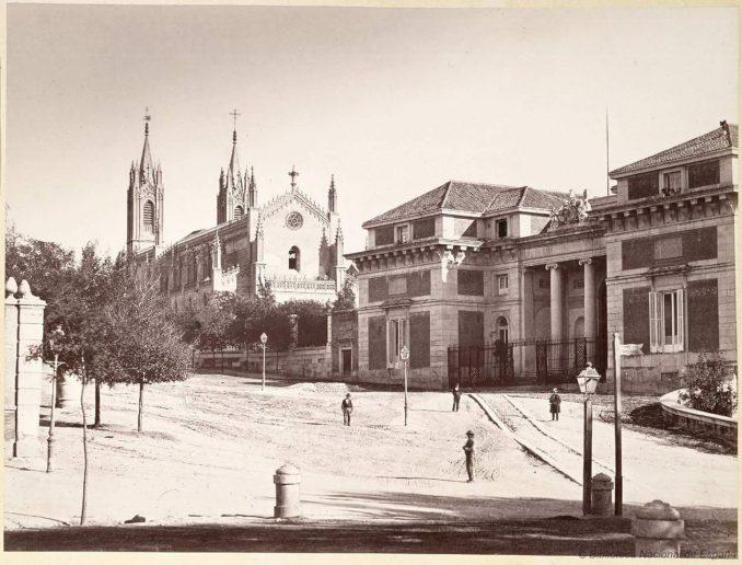 Museo del Prado, 1864