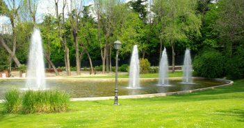 Parque de Atenas, Madrid