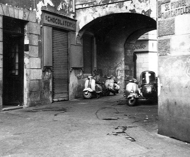 Pasadizo de San Ginés, 1966