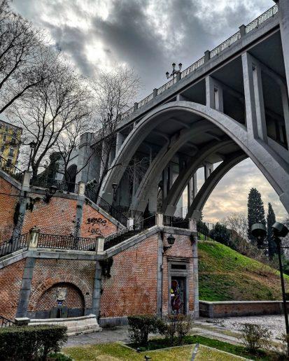Viaducto de la Calle Bailén
