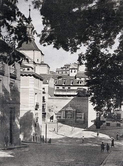 Costanilla de San Andrés, Madrid