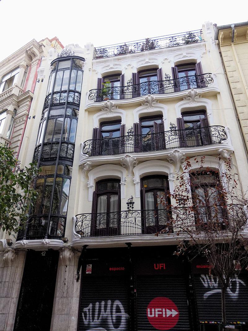 Casa de p rez villaamil el modernismo silencioso en madrid - Canguro en casa madrid ...