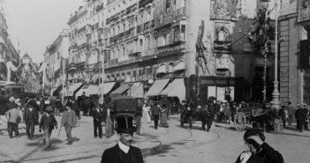 Carrera de San Jerónimo (1907)