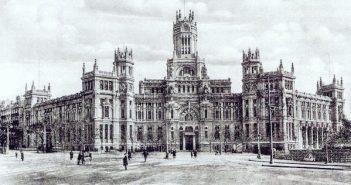 El Palacio de Comunicaciones: 100 años resumidos en fotos