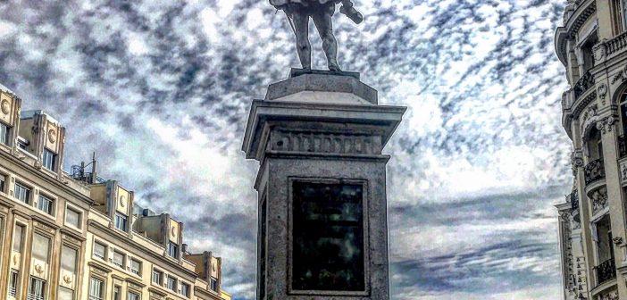 Un tesoro escondido bajo Cervantes