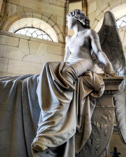 El ángel más bonito de Madrid