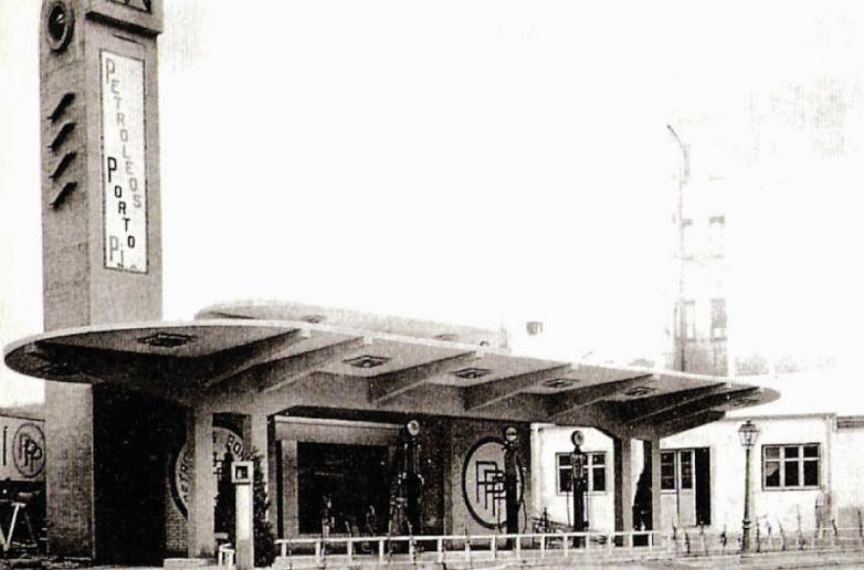 Gasolinera Gesa