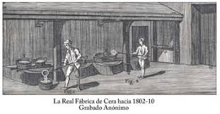 Real Fábrica de Cera
