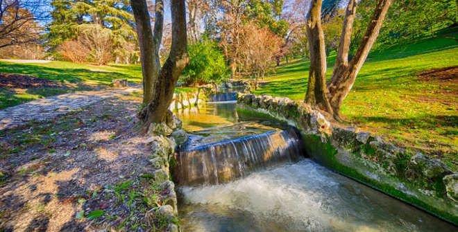 ¿Qué parque de Madrid fue en su origen un enorme vertedero?