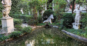 Atardeceres Mágicos en el Jardín del Cerralbo