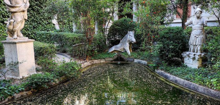 """Un plan muy especial: """"Atardeceres Mágicos en el Jardín del Cerralbo"""""""