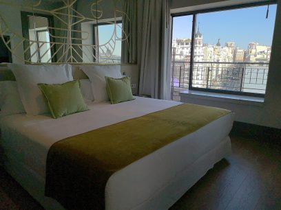 Un hotel perfecto en Madrid: Barceló Torre de Madrid