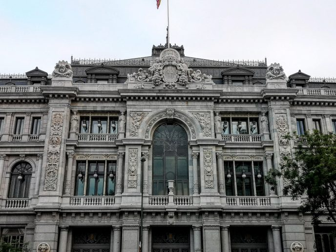 Banco de España, Madrid