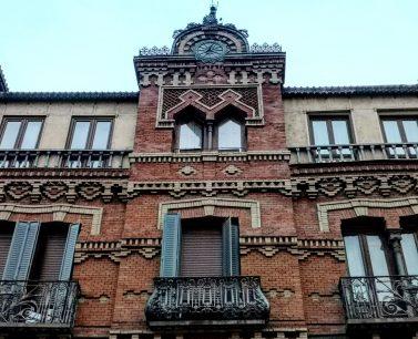 Edificio de la Calle Toledo 122