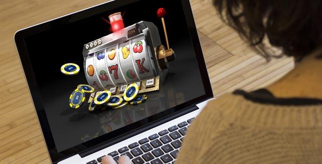 Las tragaperras como principal atracción del casino online