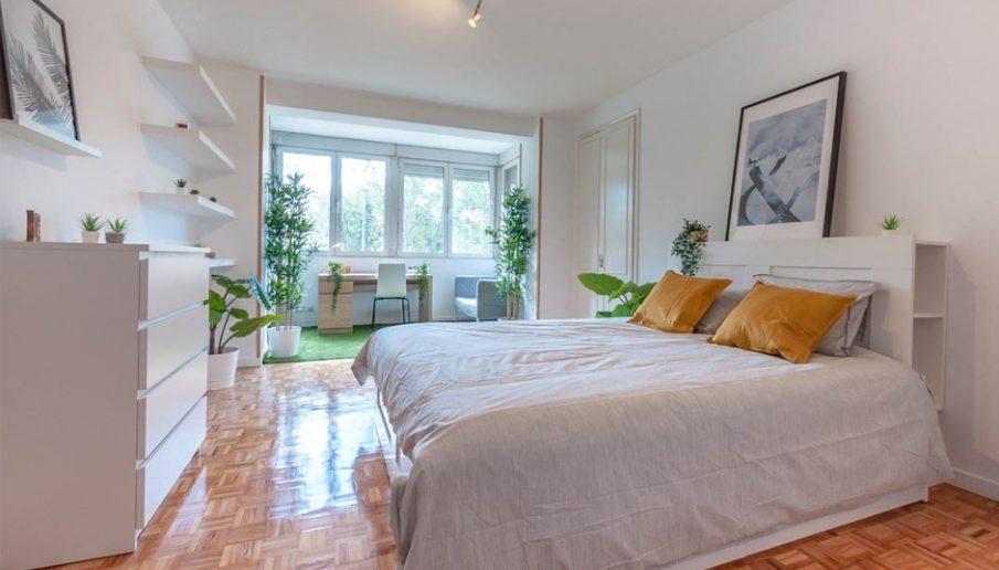 Habitación en alquiler en piso compartido en el distrito de Salamanca, encuéntrala en badi